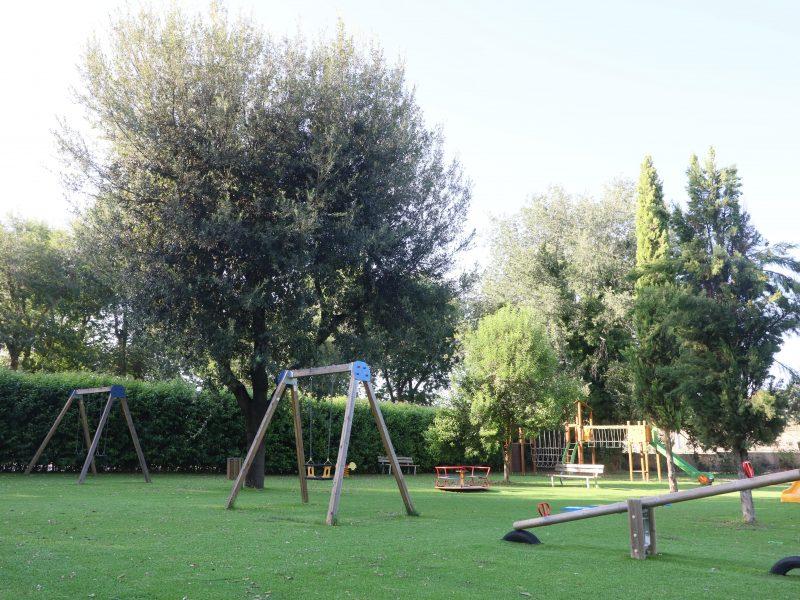 parco giochi borgo san lorenzo